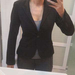 Express blazer black size 6
